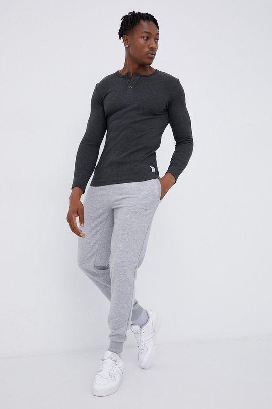 Cross Jeans - Παντελόνι ανοιχτό γκρι
