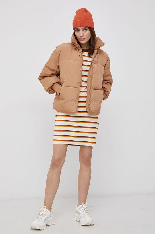 Volcom - Sukienka beżowy