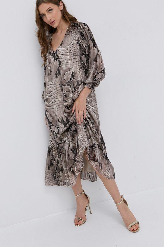 szary NISSA - Sukienka