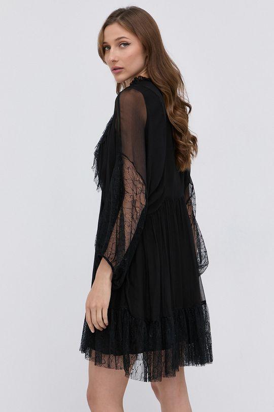 NISSA - Sukienka Podszewka: 100 % Wiskoza, Materiał 1: 100 % Jedwab, Materiał 2: 100 % Poliamid