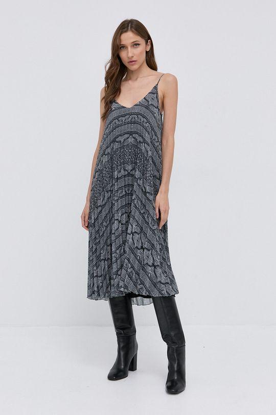 NISSA - Sukienka i sweter multicolor