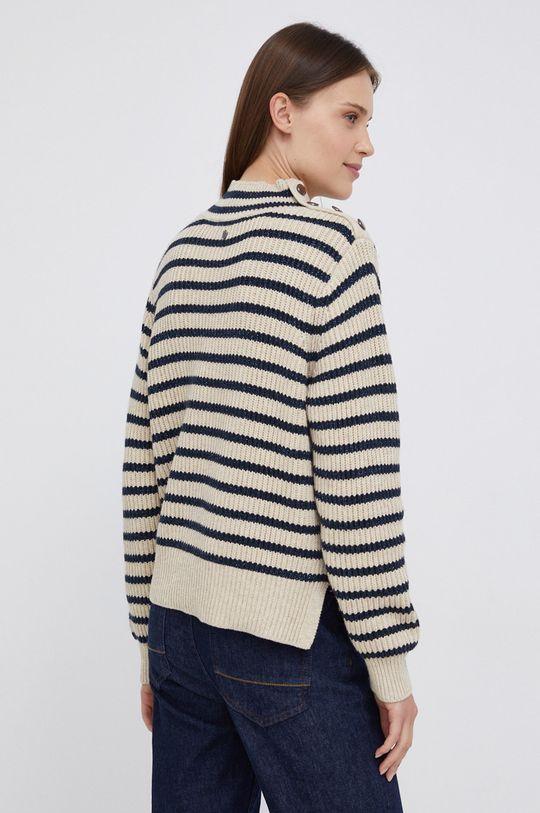Mos Mosh - Sweter z domieszką wełny 60 % Bawełna, 30 % Poliamid, 10 % Wełna