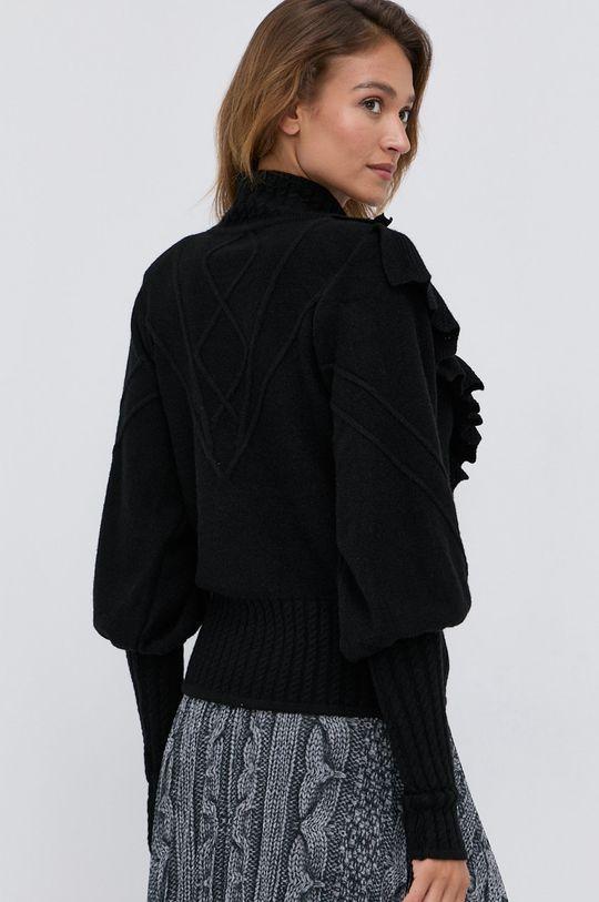 Silvian Heach - Sweter 22 % Nylon, 28 % Poliester, 50 % Wiskoza