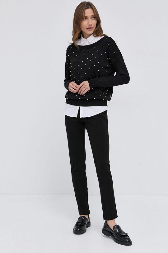 Silvian Heach - Sweter czarny