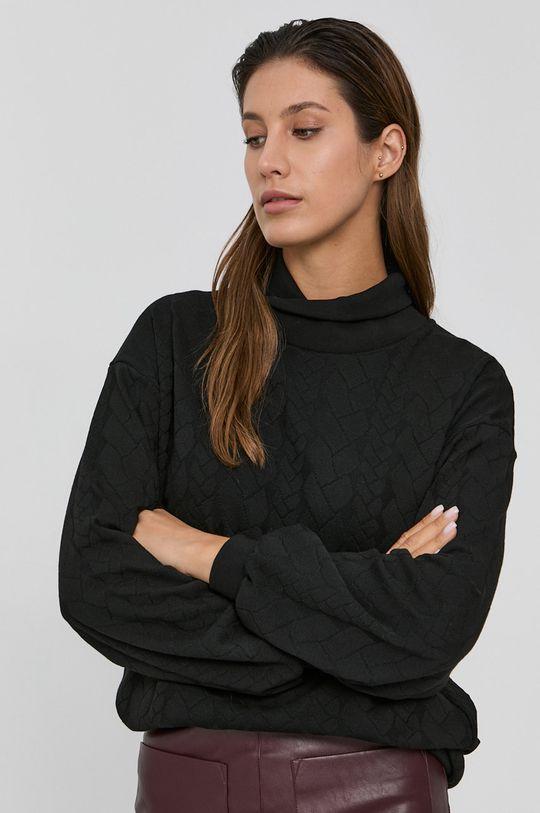 negru NISSA - Pulover De femei