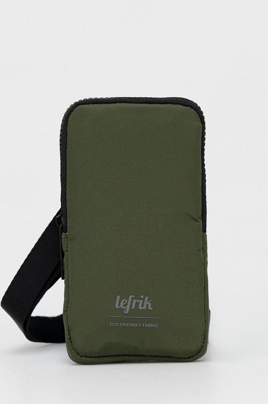 tmavě zelená Lefrik - Ledvinka Unisex