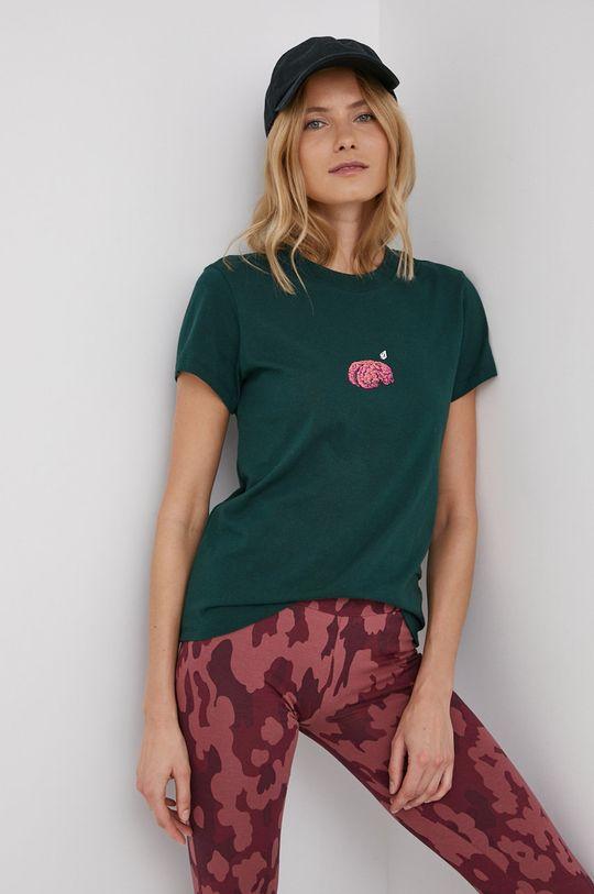 Volcom - T-shirt bawełniany 100 % Bawełna