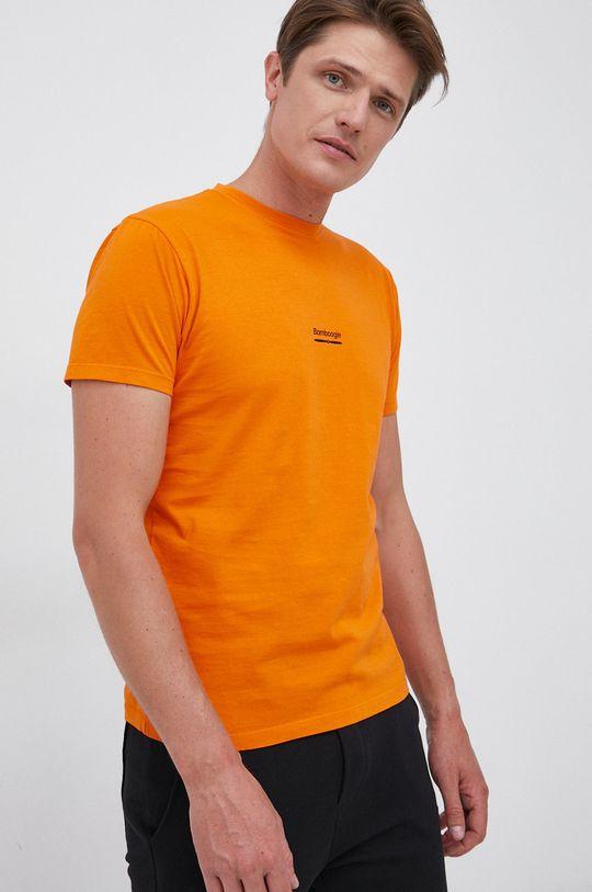 pomarańczowy Bomboogie - T-shirt bawełniany