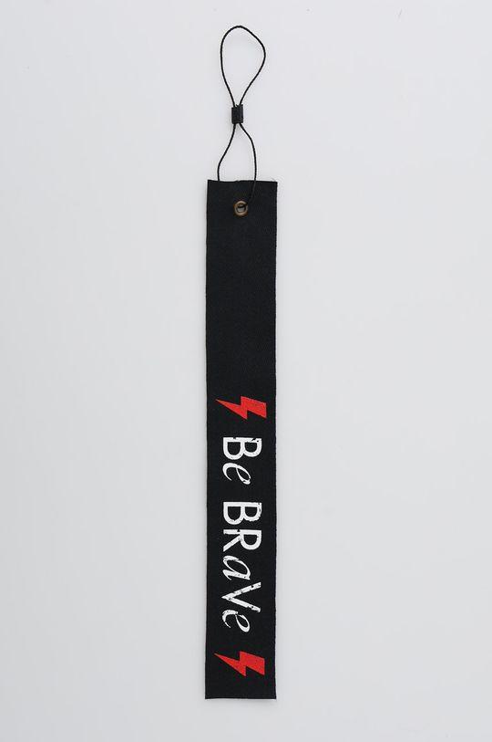 černá answear.LAB X Limitovaná kolekce GIRL POWER - Kabelka, 100% RECYCLED