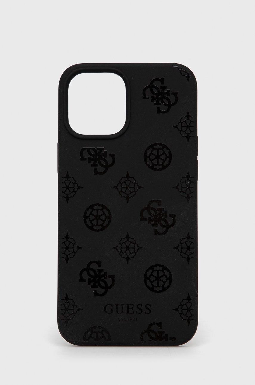 Guess - Obal na telefon iPhone 12 Pro Max