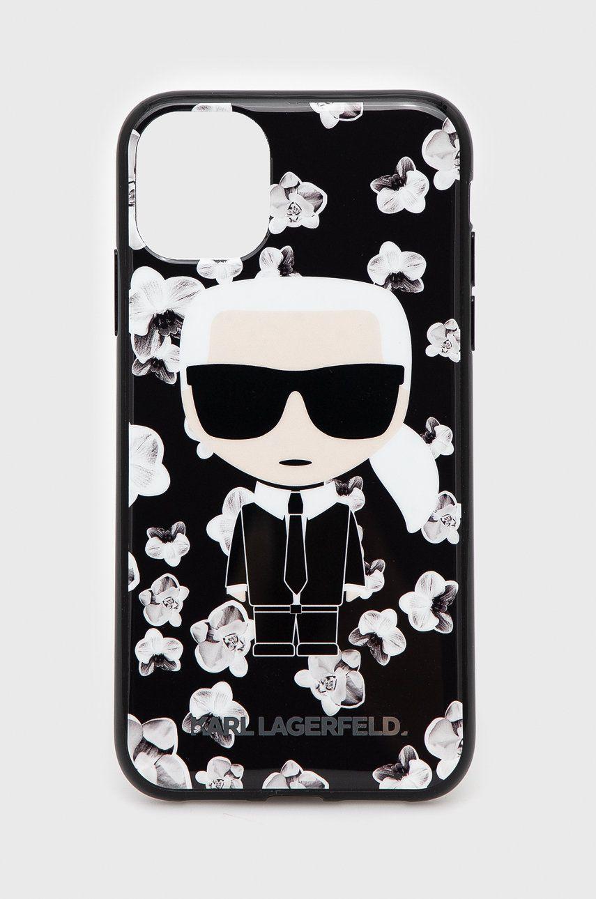 Karl Lagerfeld - Puzdro na mobil iPhone 11