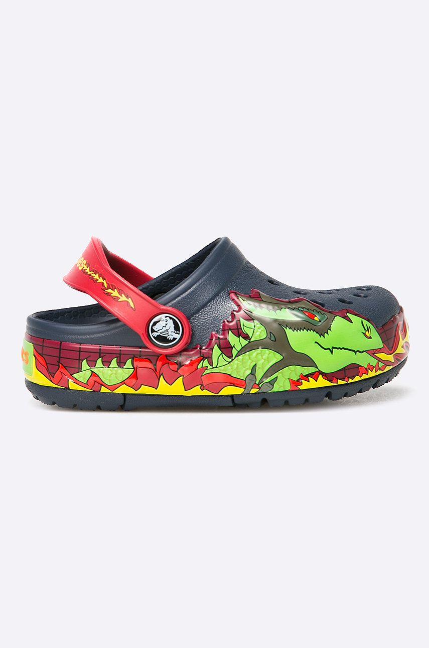 Crocs - Papuci copii Crocs Lights answear.ro