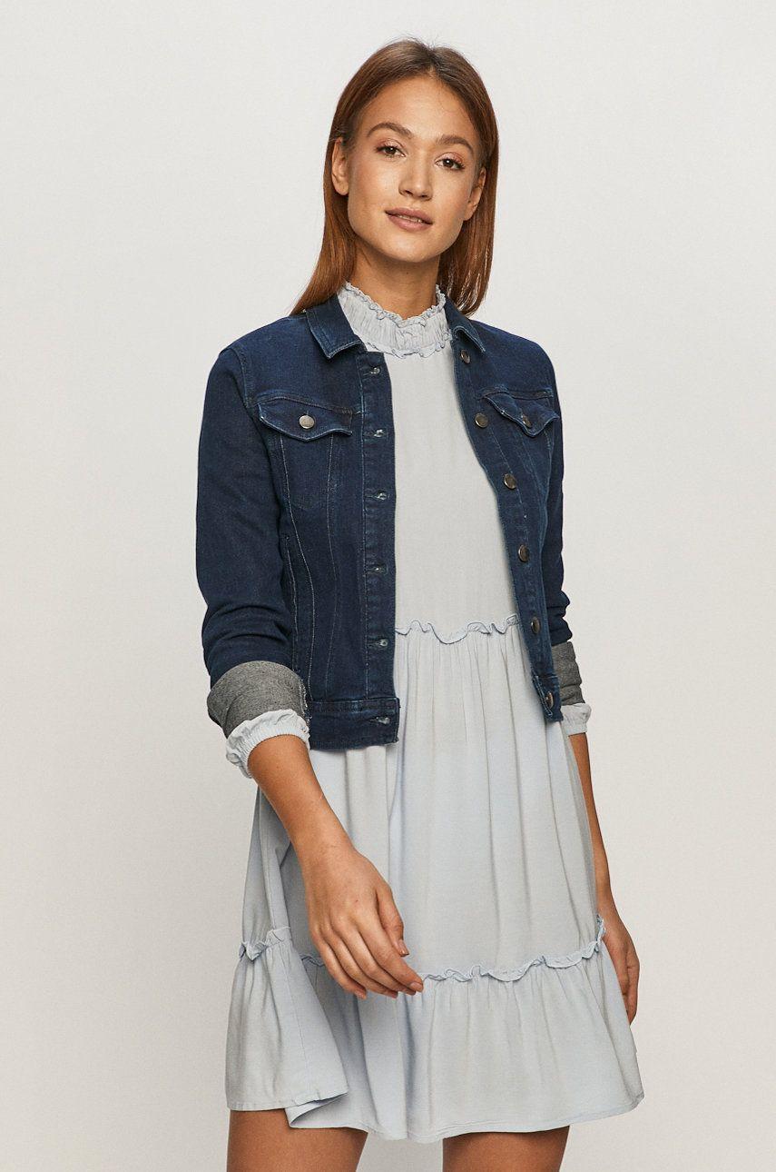 Jacqueline de Yong - Geaca jeans imagine