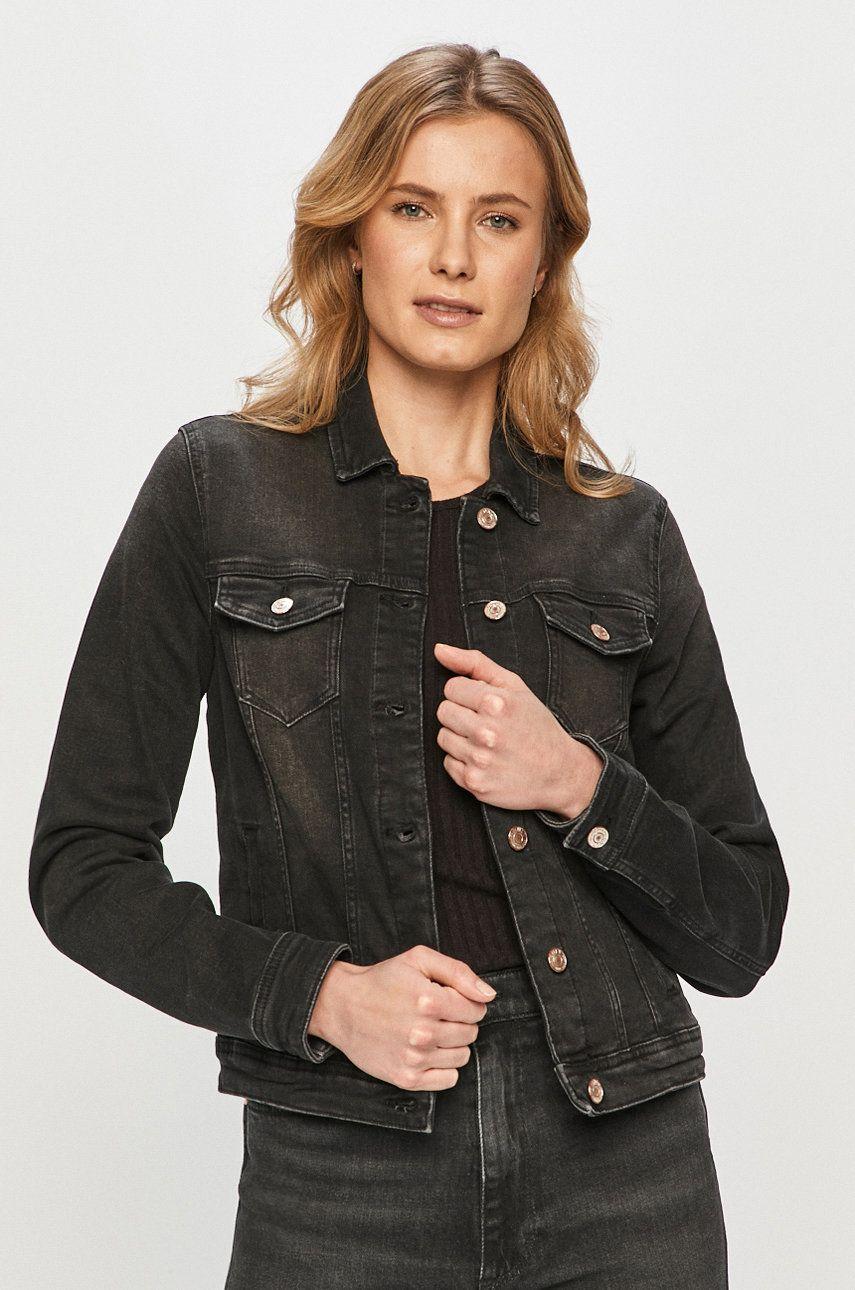 Only - Geaca jeans poza answear