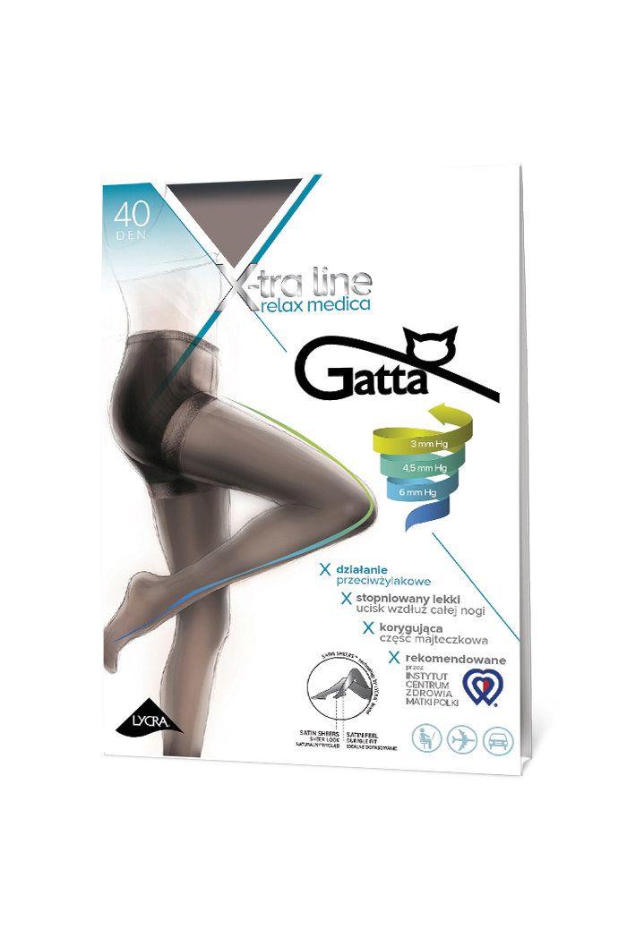Gatta - Ciorapi X-tra Line Relax Medica 40 DEN