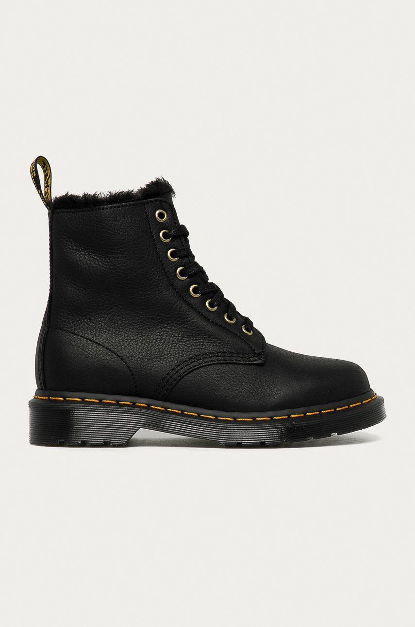 Dr. Martens - Kožené členkové topánky 1460 Pascal Fl