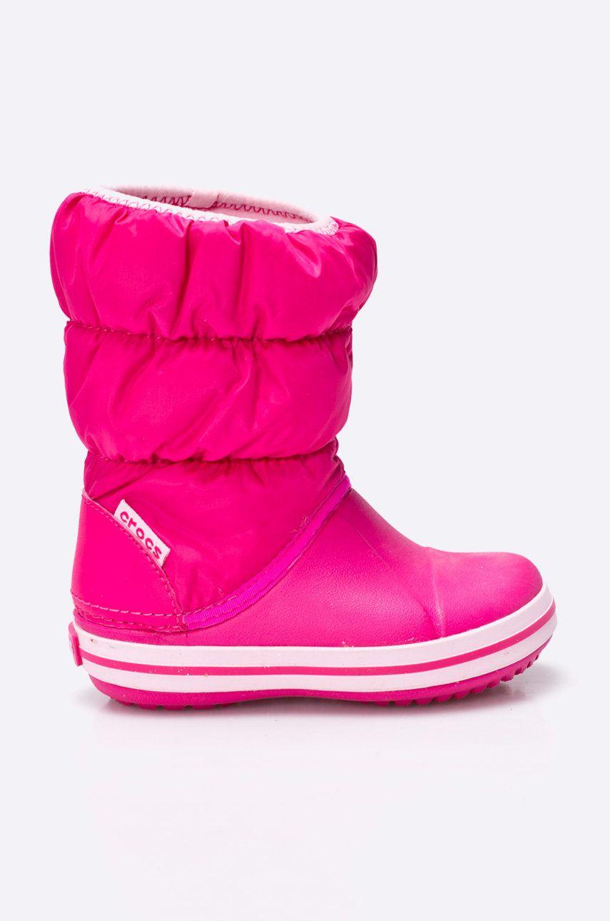 Crocs - Incaltaminte de iarna copii imagine answear.ro