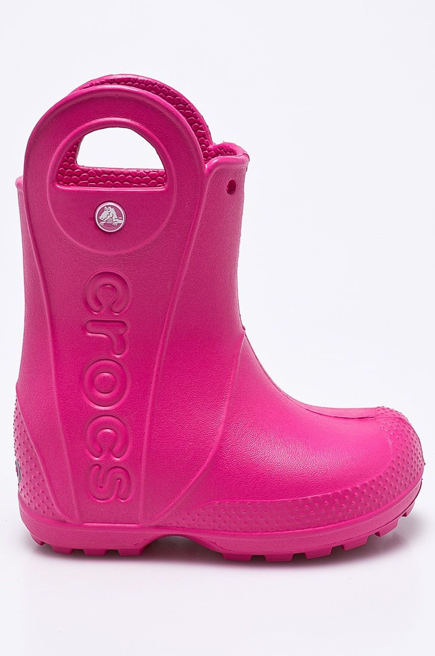 Crocs - Cizme copii imagine answear.ro