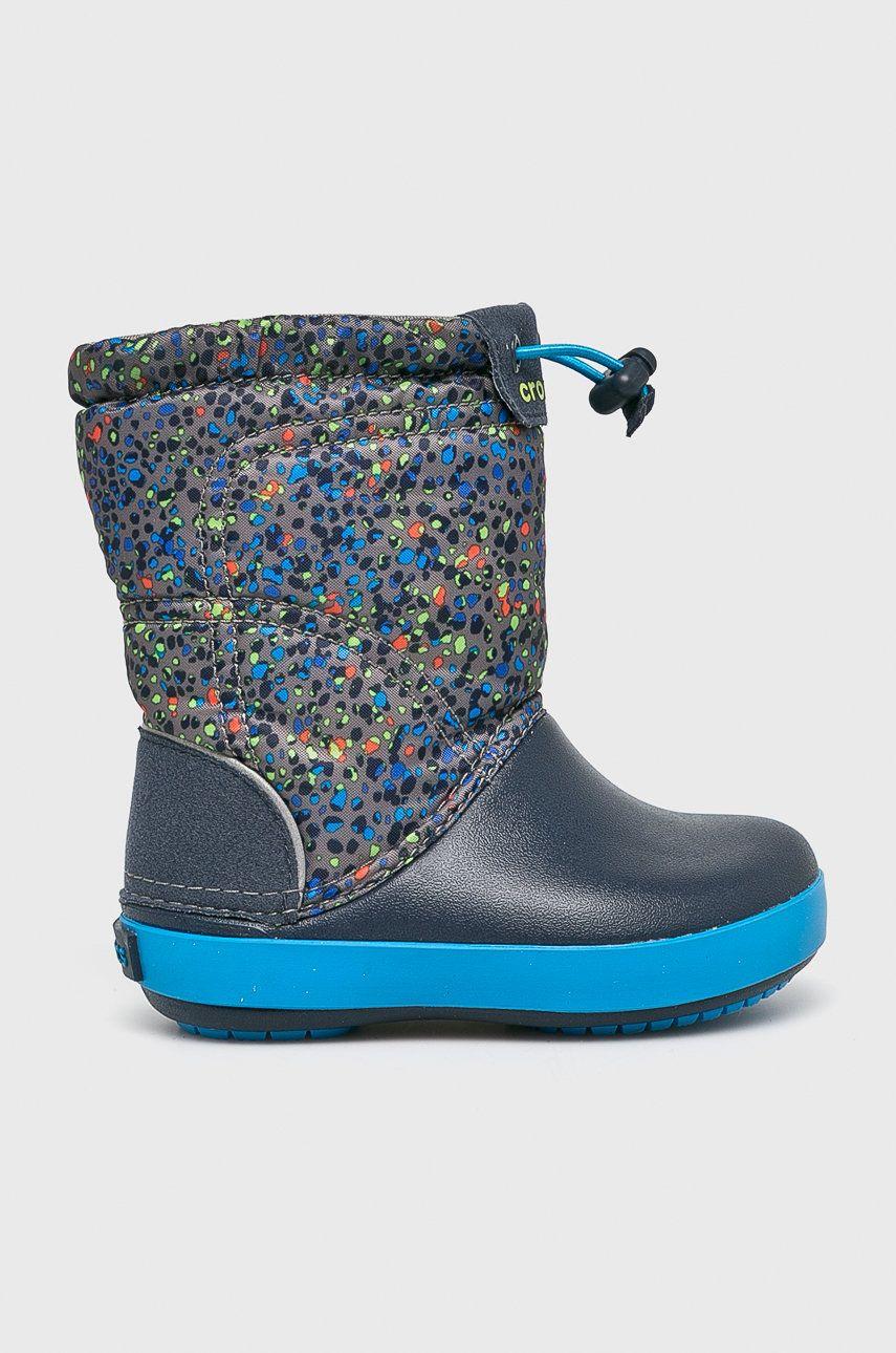 Crocs - Cizme de iarna copii imagine answear.ro