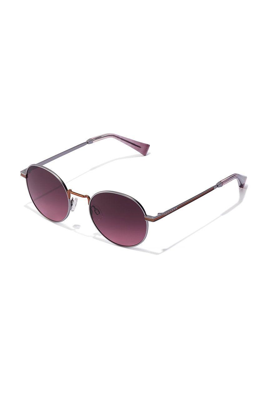 Hawkers - Ochelari de soare SILVER RED MOMA