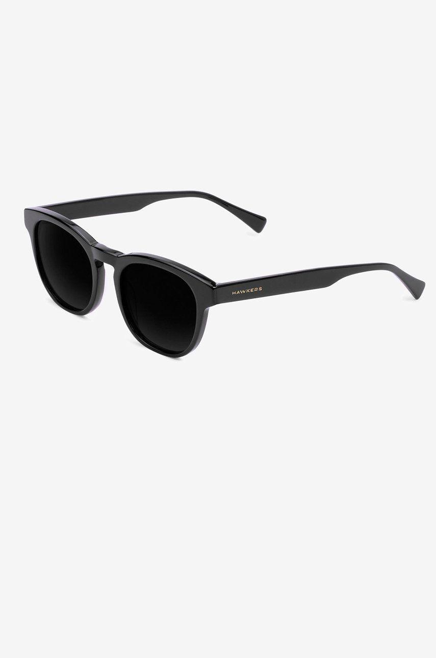 Hawkers - Ochelari de soare BLACK DARK WOODY