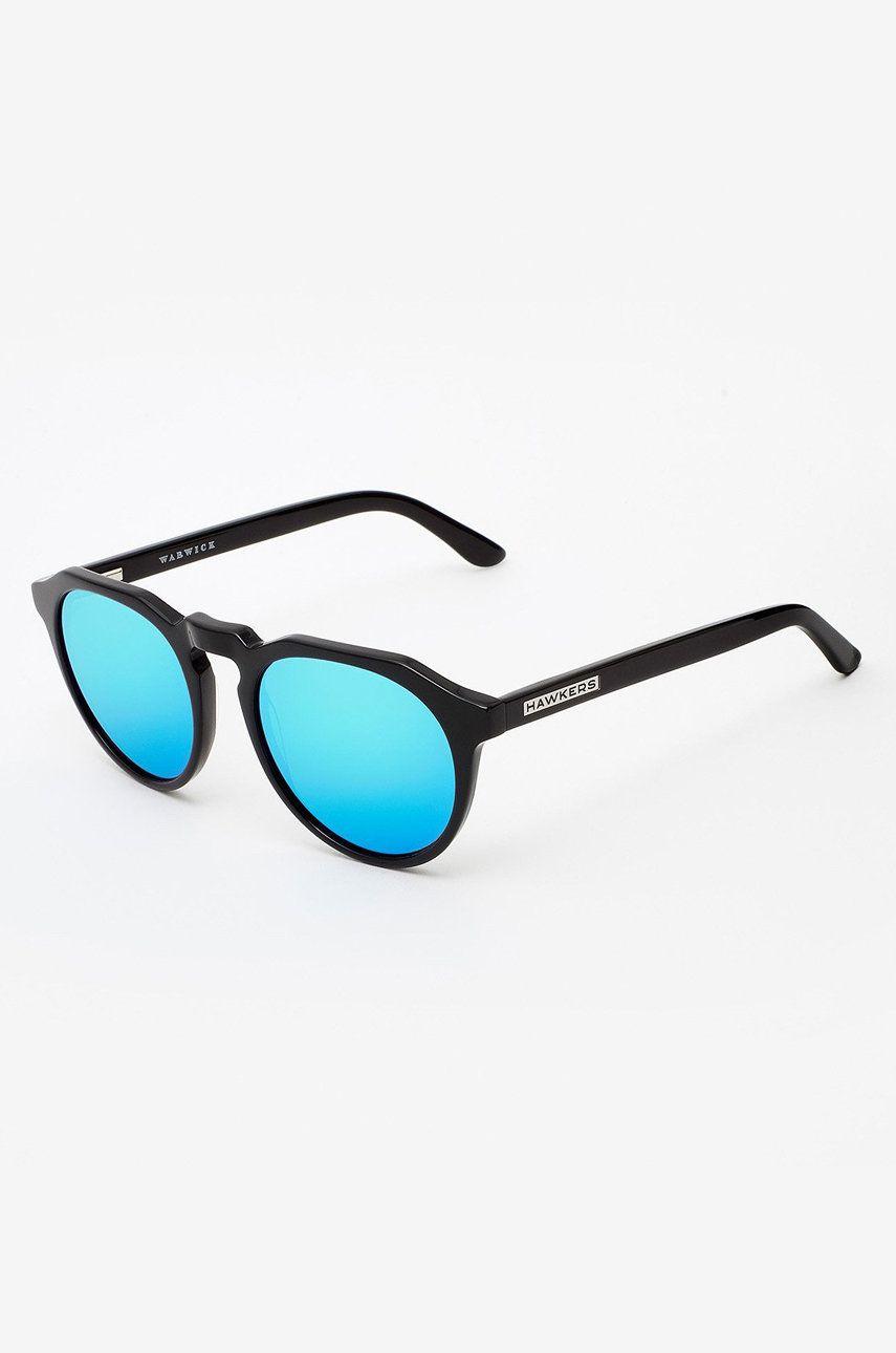 Hawkers - Ochelari de soare DIAMOND BLACK CLEAR BLUE WARWICK