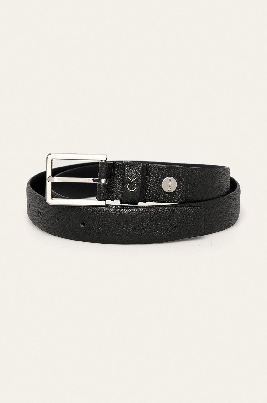 Calvin Klein - Kožený pásek