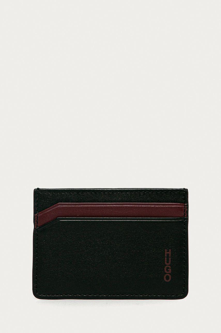 Hugo - Portofel de piele imagine