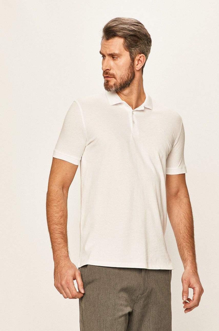 Tailored & Originals - Tricou Polo imagine 2020