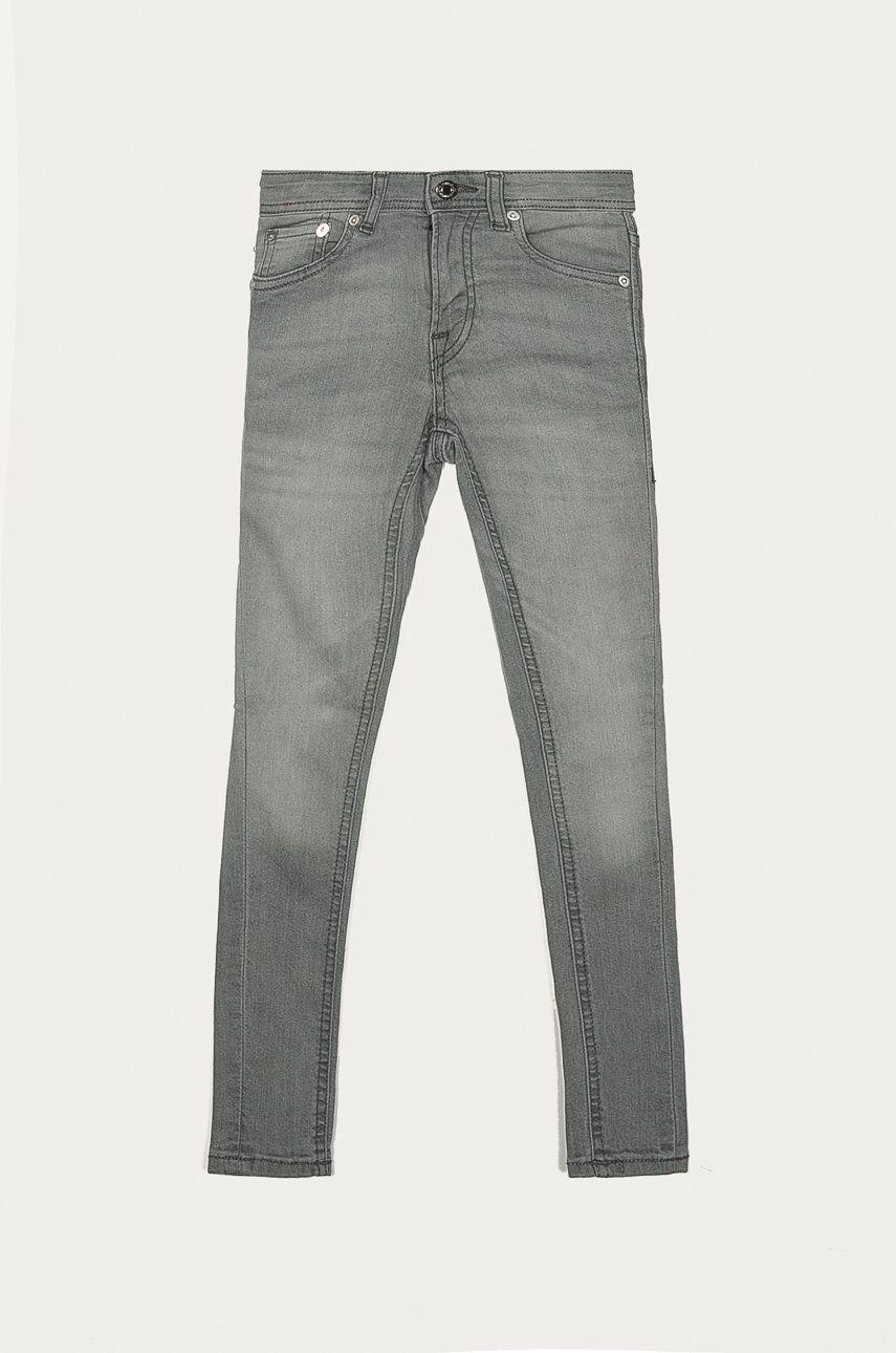 Jack & Jones - Jeans copii Dan 134-176 cm imagine
