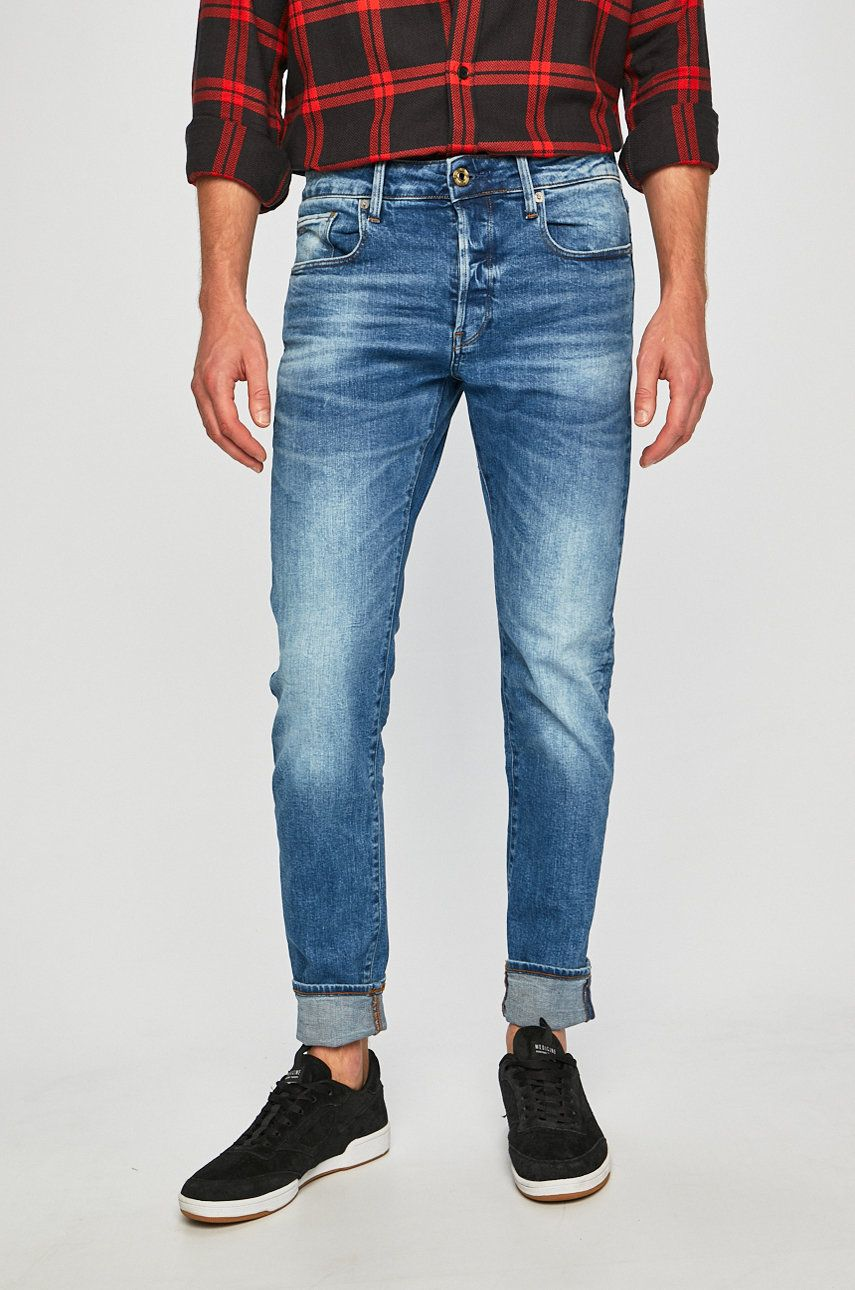 G-Star Raw - Jeansi 3301 Slim