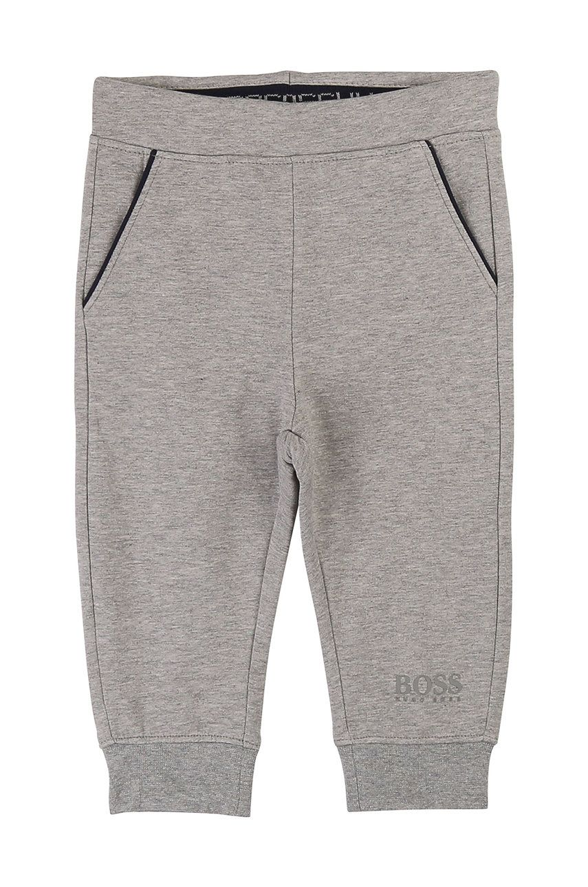 Boss - Pantaloni copii 62-80 cm poza answear