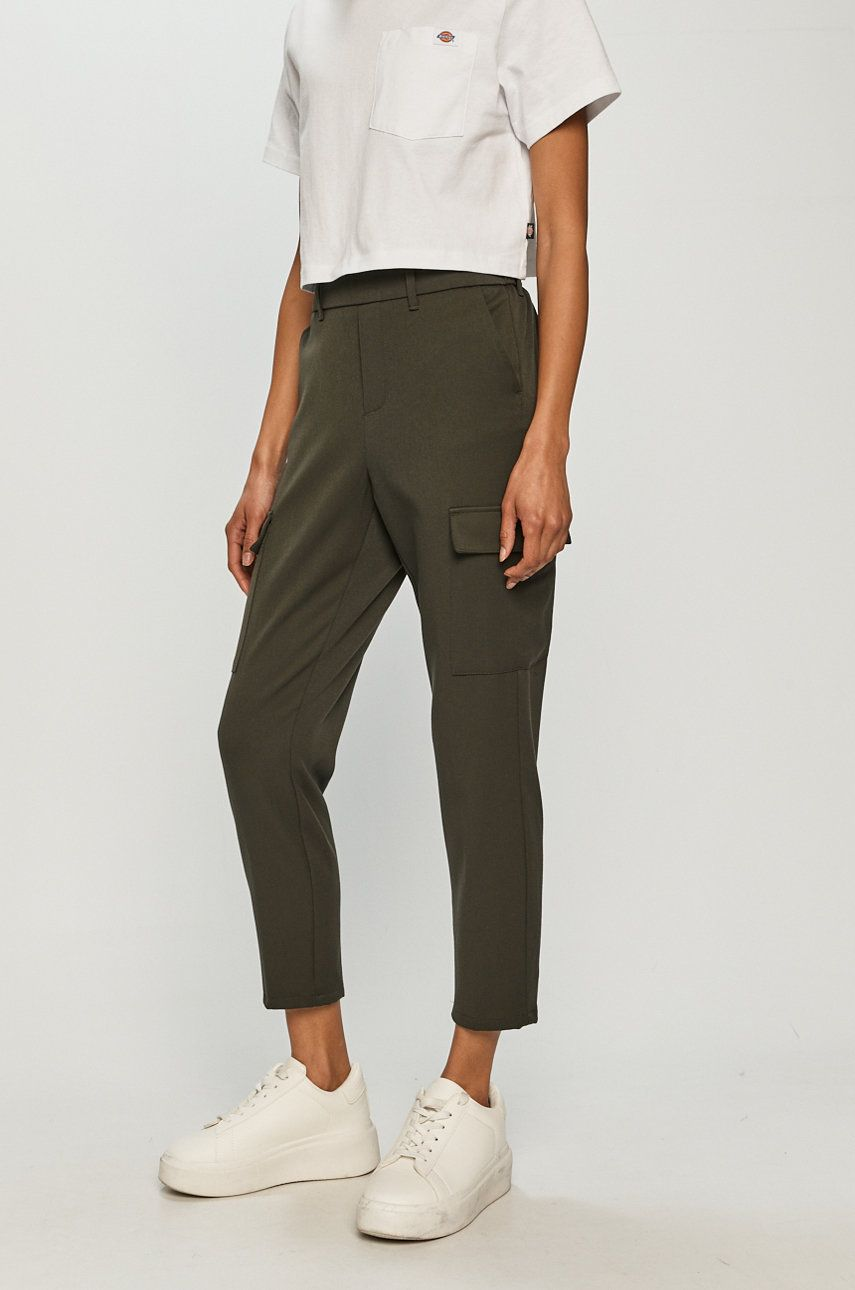 Vero Moda - Pantaloni imagine answear.ro 2021