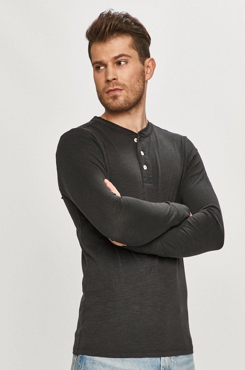 Selected - Tričko s dlhým rukávom