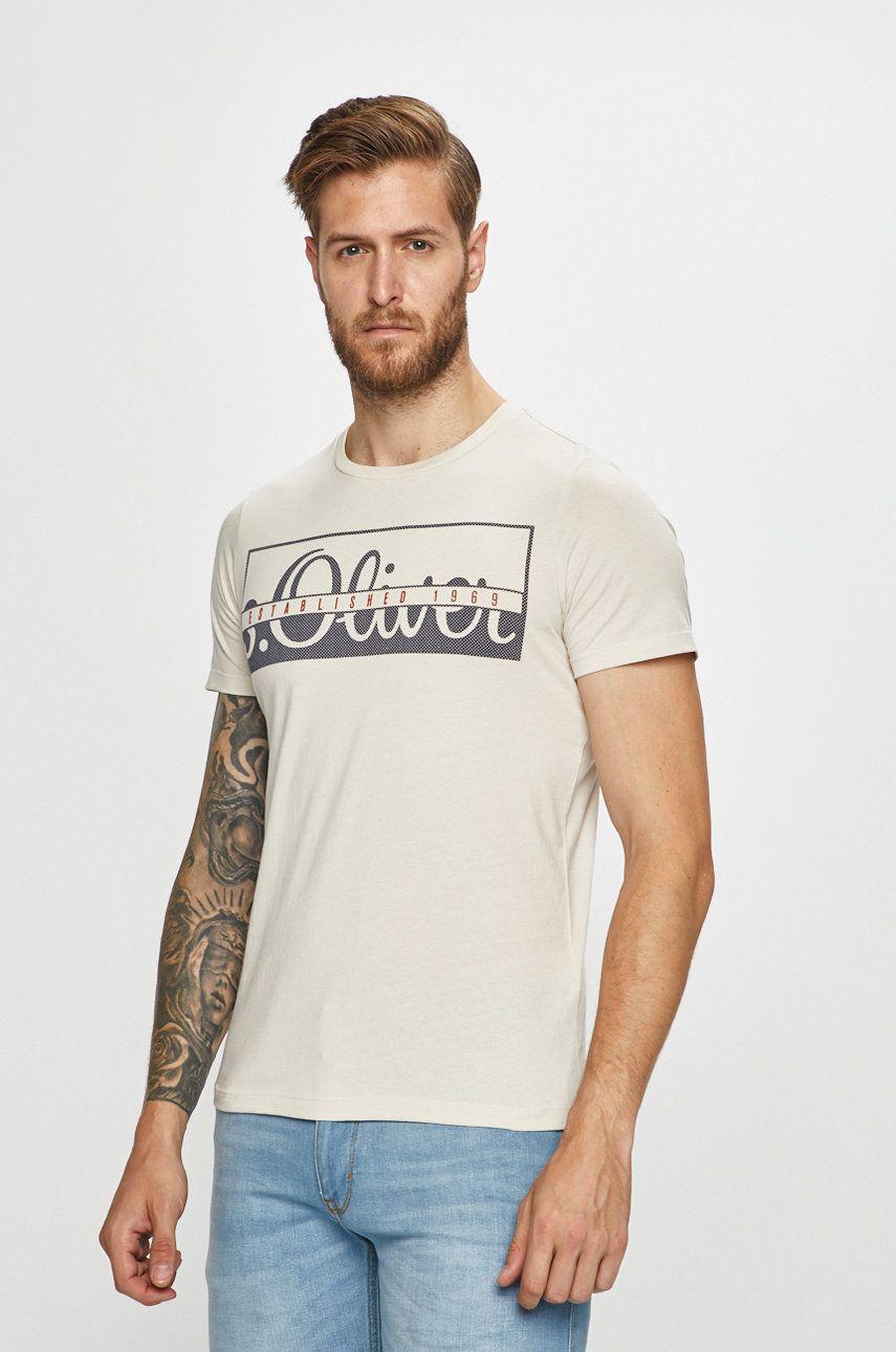 s. Oliver - Pánske tričko