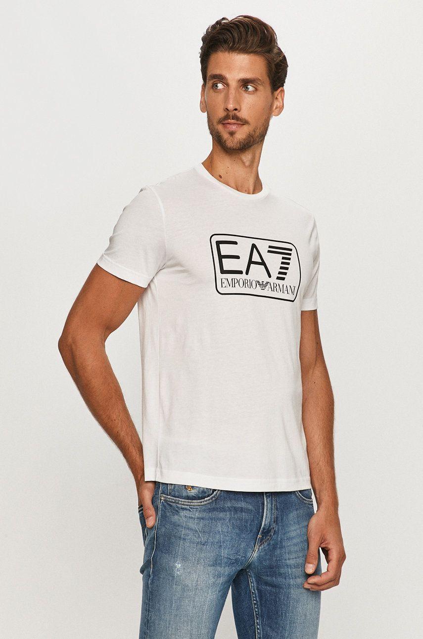 EA7 Emporio Armani - Tricou imagine 2020