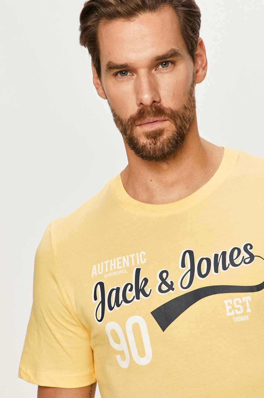 Jack & Jones - Tricou imagine 2020