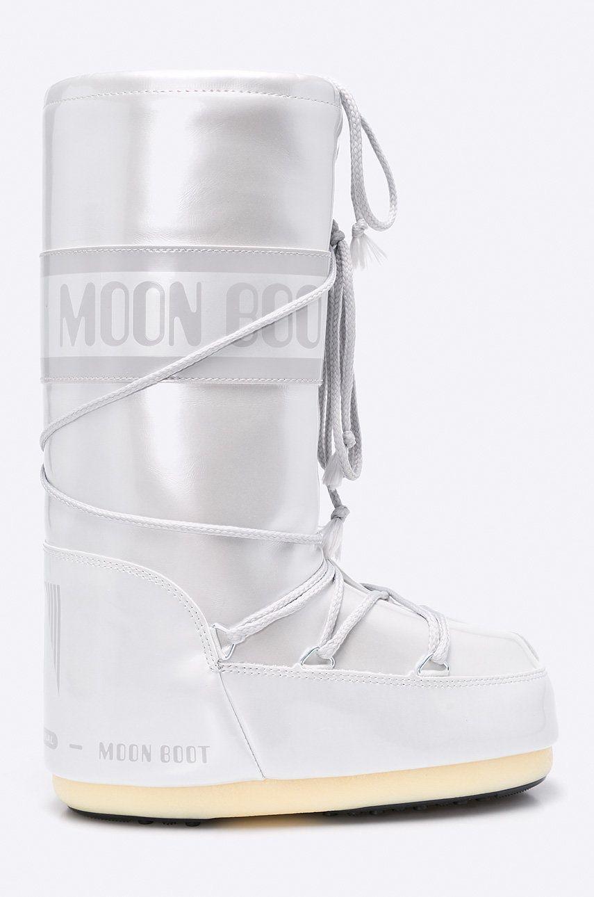Moon Boot - Cizme de iarna Vinile Met imagine answear.ro