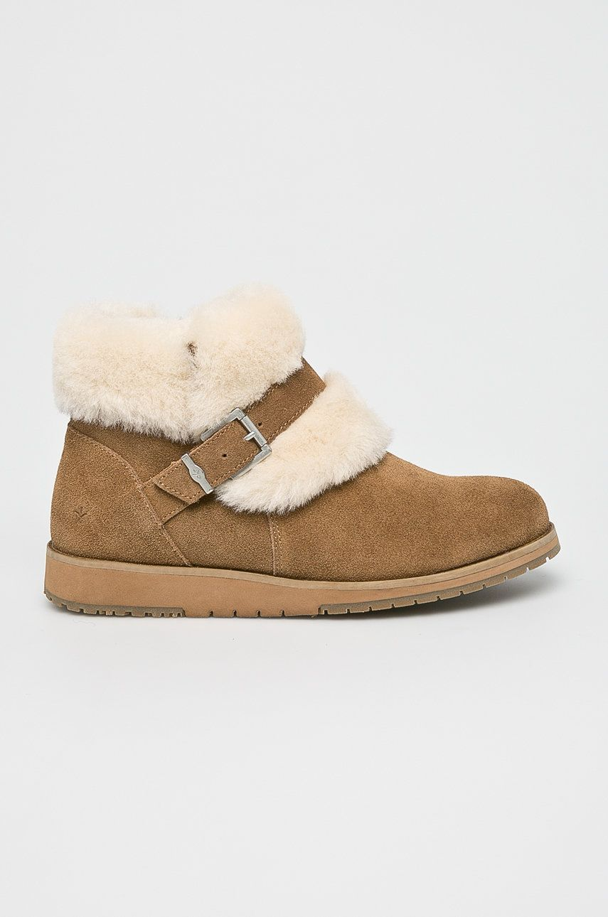 Emu Australia - Botine Oxley Fur Cuff