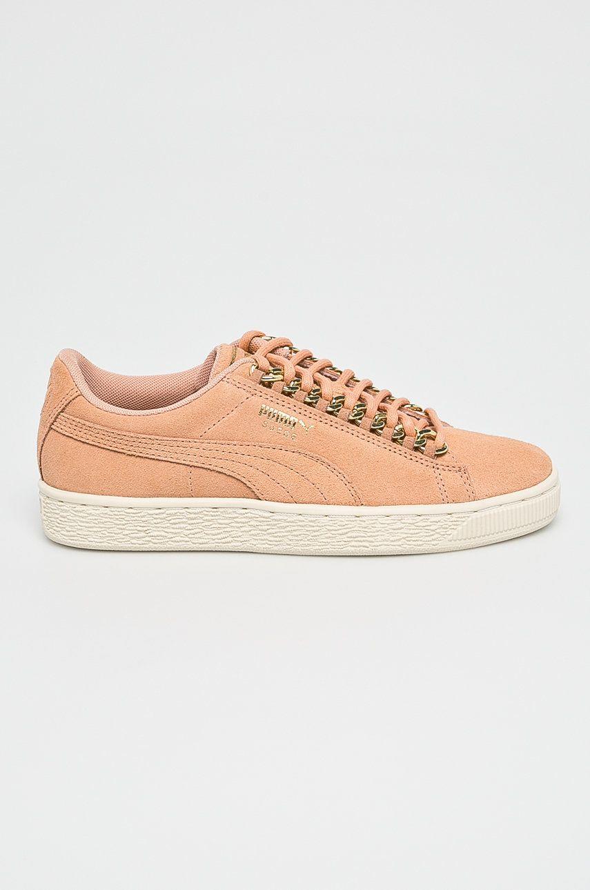 Puma - Pantofi Suede Classic X Chain Wn's
