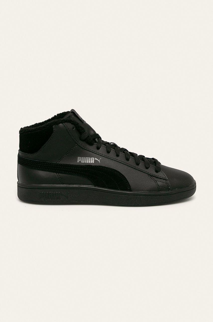 Puma - Pantofi Smash V2 Mid Wtr L