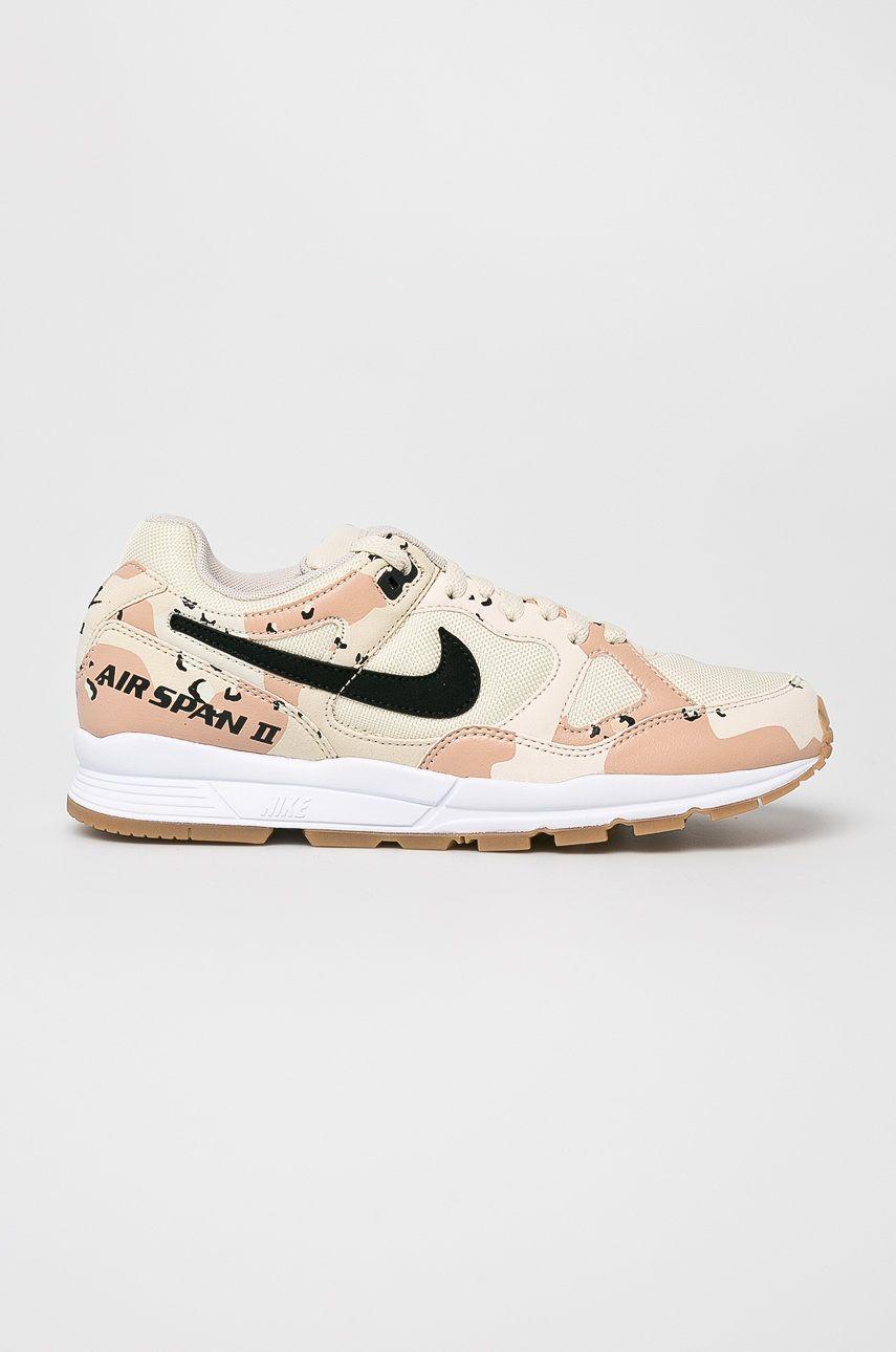Nike Sportswear - Pantofi Nike Air Span II Premium imagine 2020