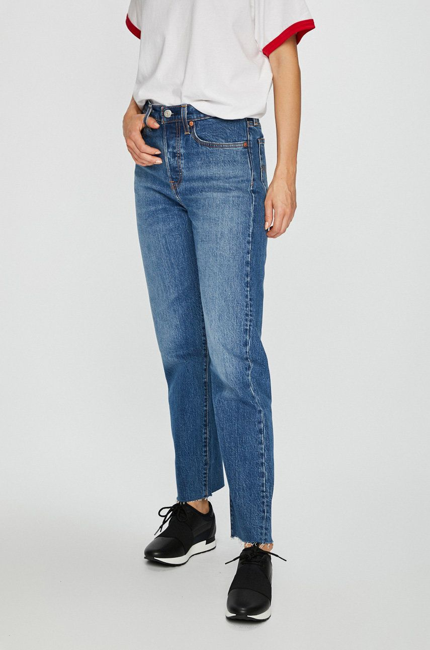 Levi's - Jeansi Wedgie Straight Love Triangle