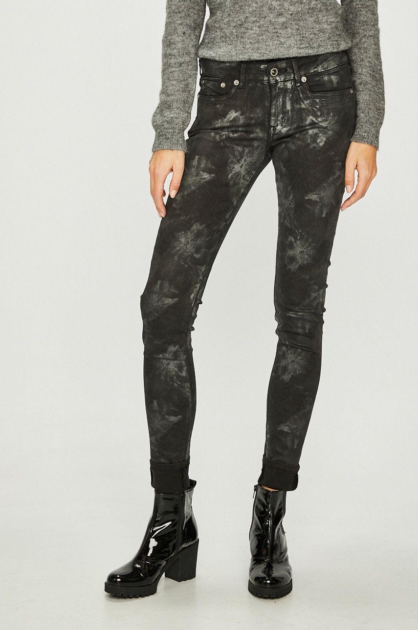 Pepe Jeans - Pantaloni Pixie Silvermoon