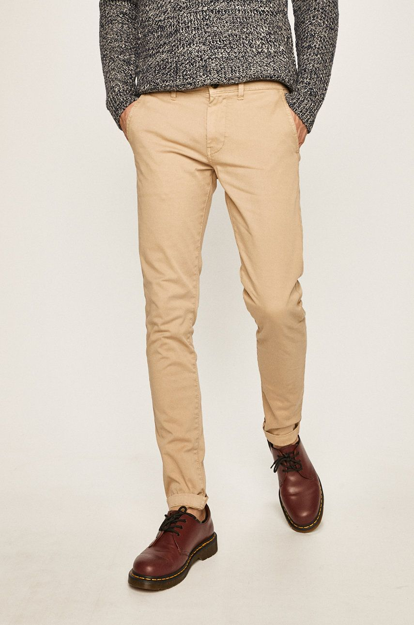 Pepe Jeans - Pantaloni Charly poza answear