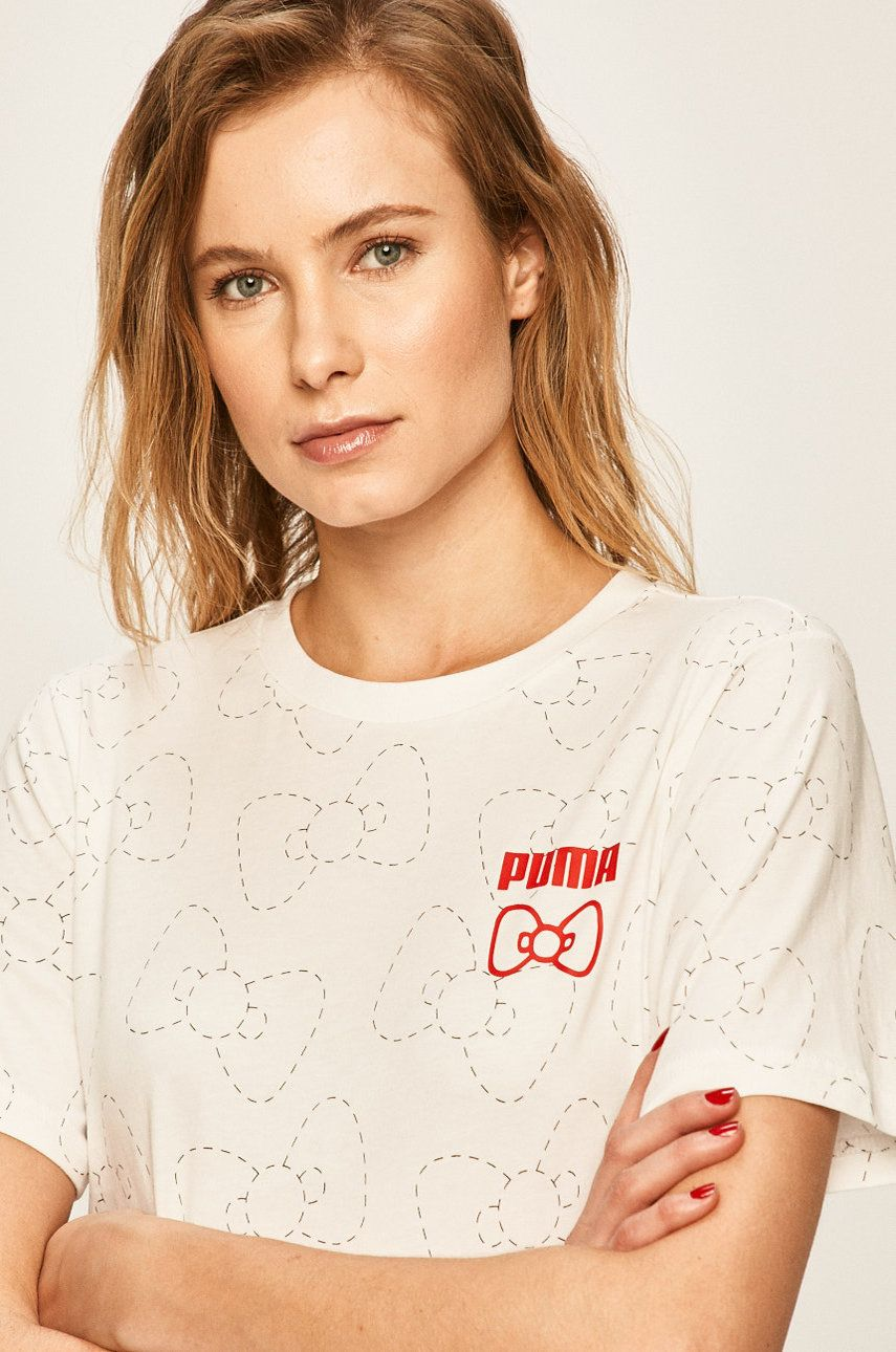 Puma - Tricou x Hello Kitty
