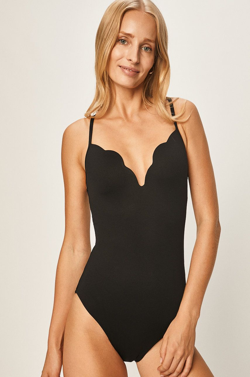 Seafolly - Costum de baie Petal Edge Sweetheart Maillot