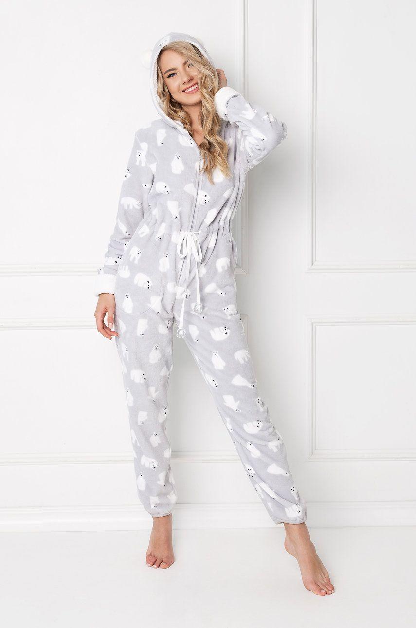 Aruelle - Salopeta pijama Polar Bear
