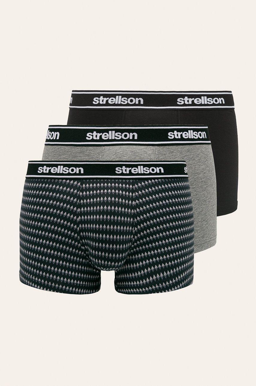 Strellson - Boxeri (3-pack) imagine 2020
