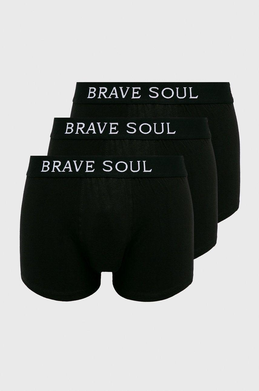 Brave Soul - Boxeri (3 pack) answear.ro